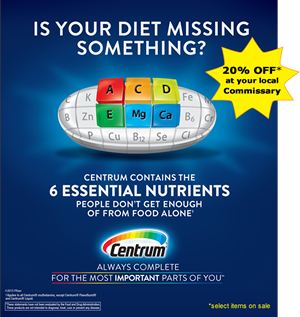 Centrum Savings
