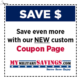 Our New Coupon Page