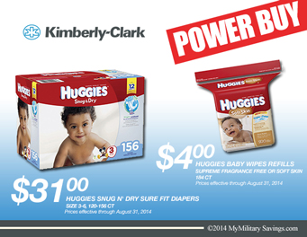Kimberly-Clark Savings