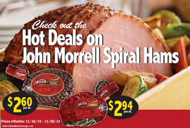John Morrell Commissary Savings