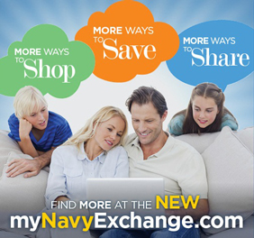 Find more at the New MyNavyExchange.com