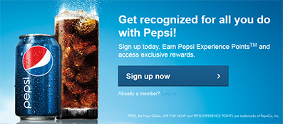 Save on Pepsi Products