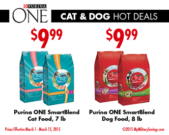 Purina Savings