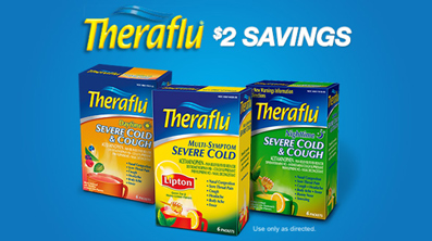 Save on Theraflu